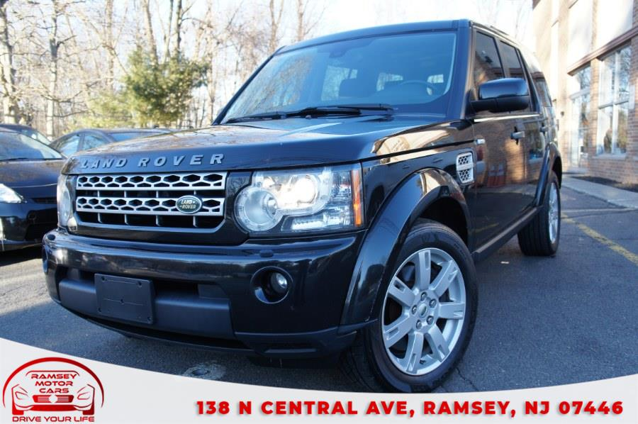 Used 2010 Land Rover LR4 in Ramsey, New Jersey | Ramsey Motor Cars Inc. Ramsey, New Jersey