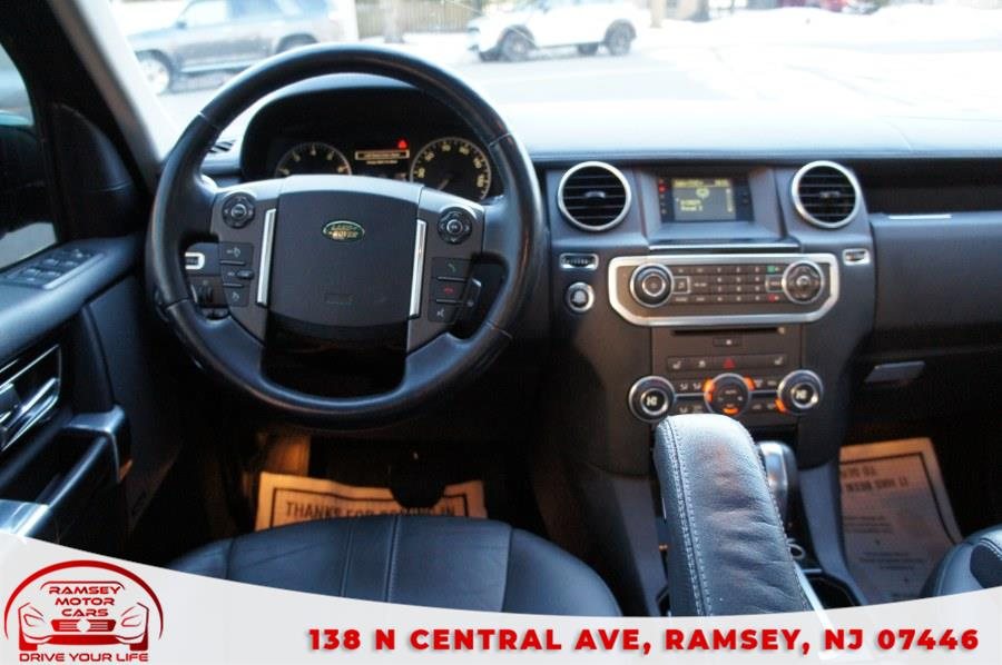 Used Land Rover LR4 4WD 4dr V8 2010 | Ramsey Motor Cars Inc. Ramsey, New Jersey