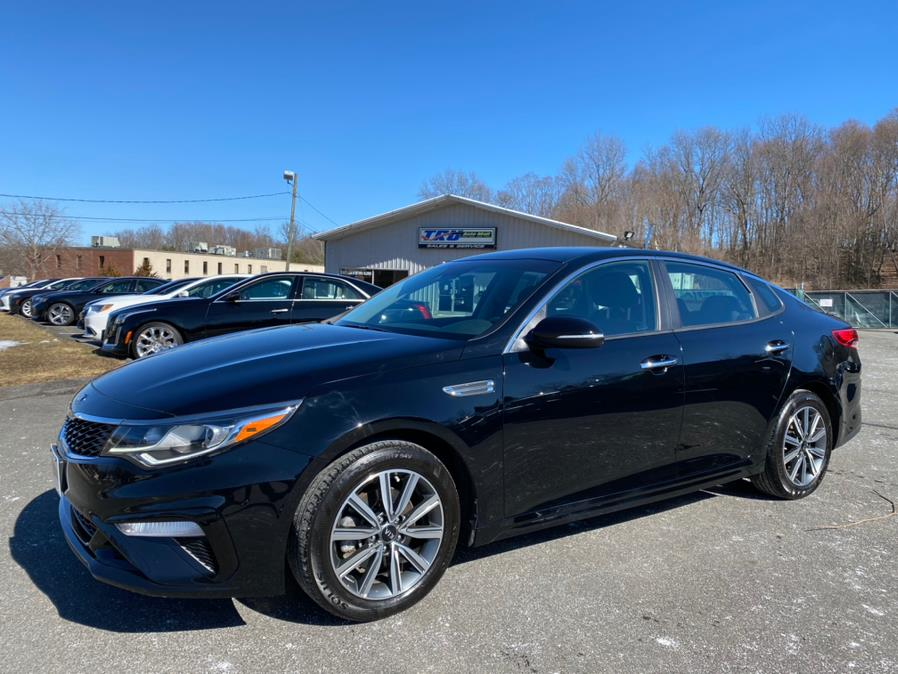 Used 2019 Kia Optima in Berlin, Connecticut | Tru Auto Mall. Berlin, Connecticut