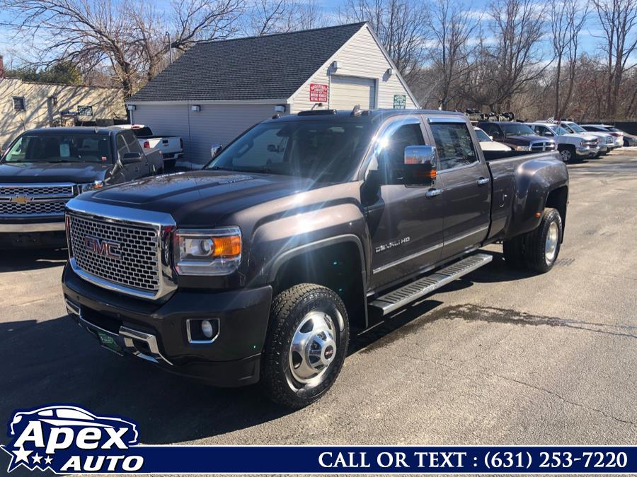Used 2015 GMC Sierra 3500HD in Selden, New York | Apex Auto. Selden, New York