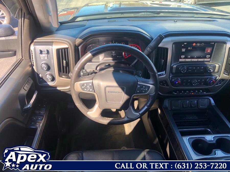 "Used GMC Sierra 3500HD 4WD Crew Cab 167.7"" Denali 2015 | Apex Auto. Selden, New York"