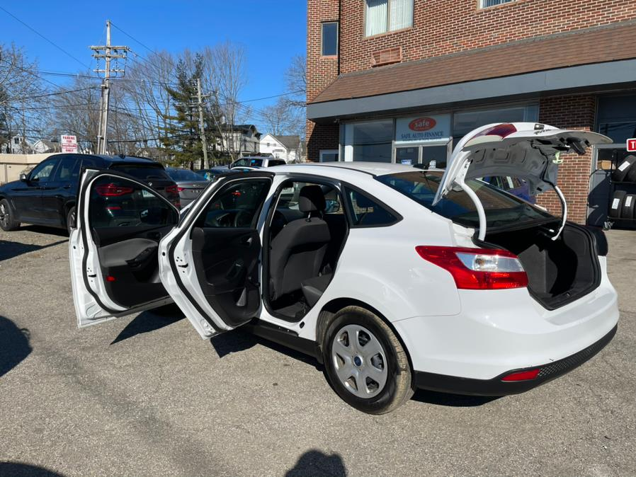 Used Ford Focus 4dr Sdn S 2012 | Safe Used Auto Sales LLC. Danbury, Connecticut