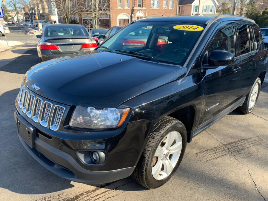 Used 2014 Jeep Compass in New Britain, Connecticut | Central Auto Sales & Service. New Britain, Connecticut
