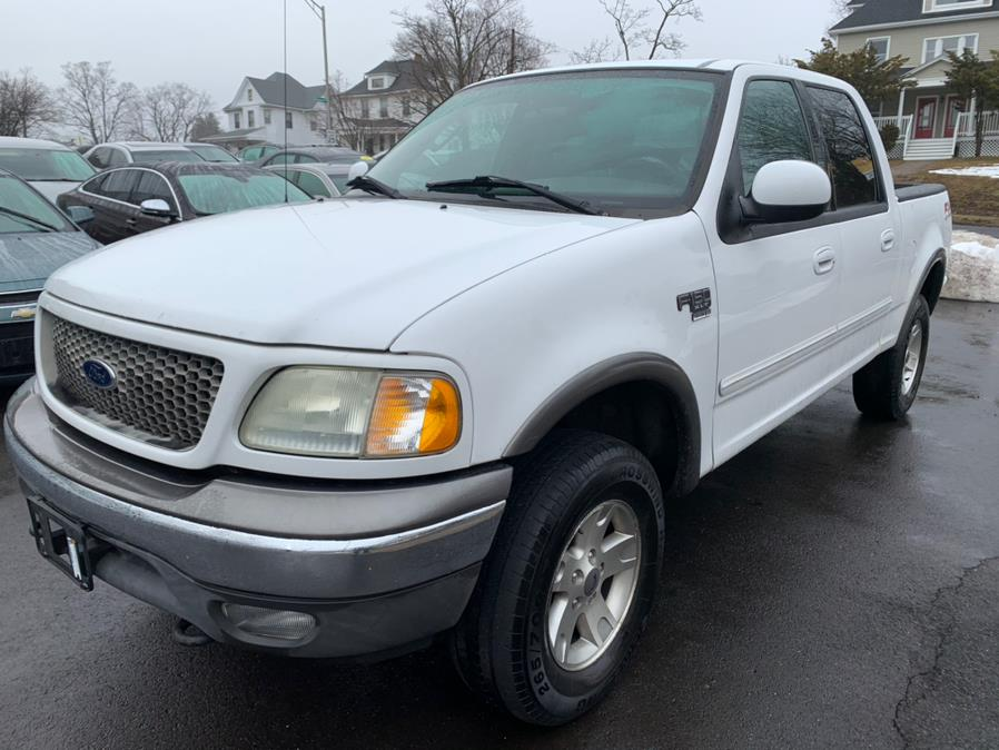Used Ford F-150 XLT 2003   Central Auto Sales & Service. New Britain, Connecticut