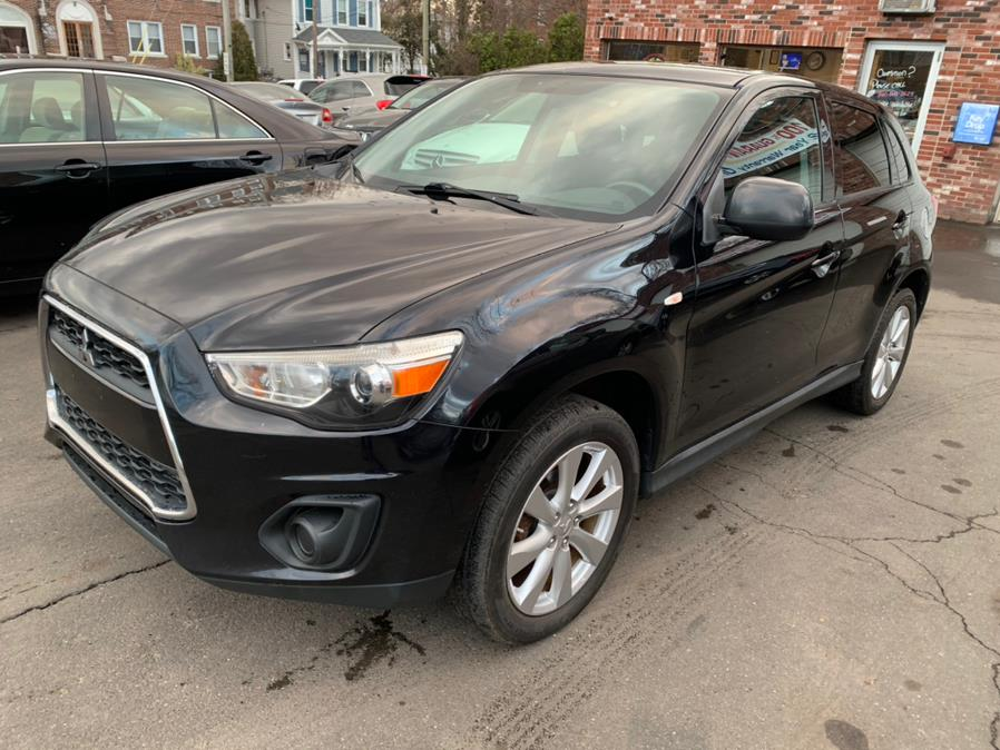 Used 2013 Mitsubishi Outlander Sport in New Britain, Connecticut | Central Auto Sales & Service. New Britain, Connecticut