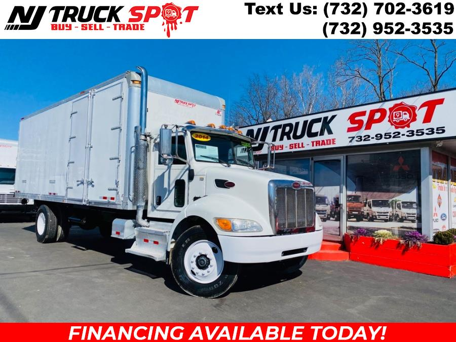 Used 2014 PETERBILT 337 in South Amboy, New Jersey | NJ Truck Spot. South Amboy, New Jersey
