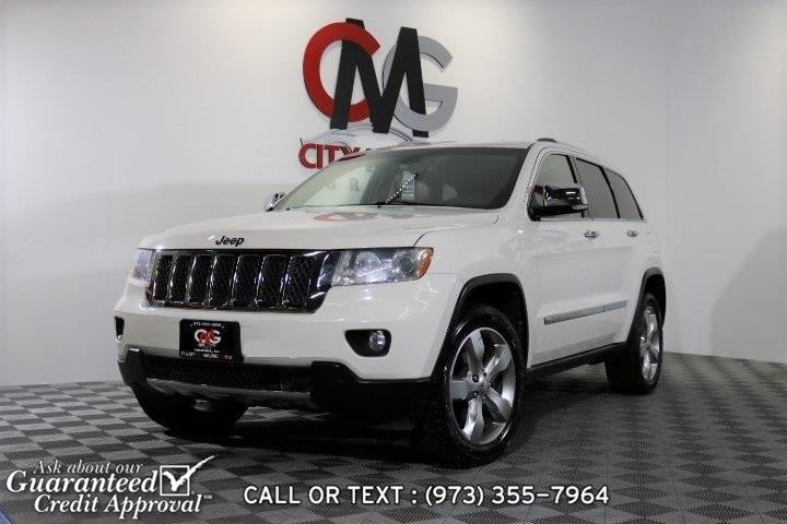 Used Jeep Grand Cherokee Overland 2011 | City Motor Group Inc.. Haskell, New Jersey