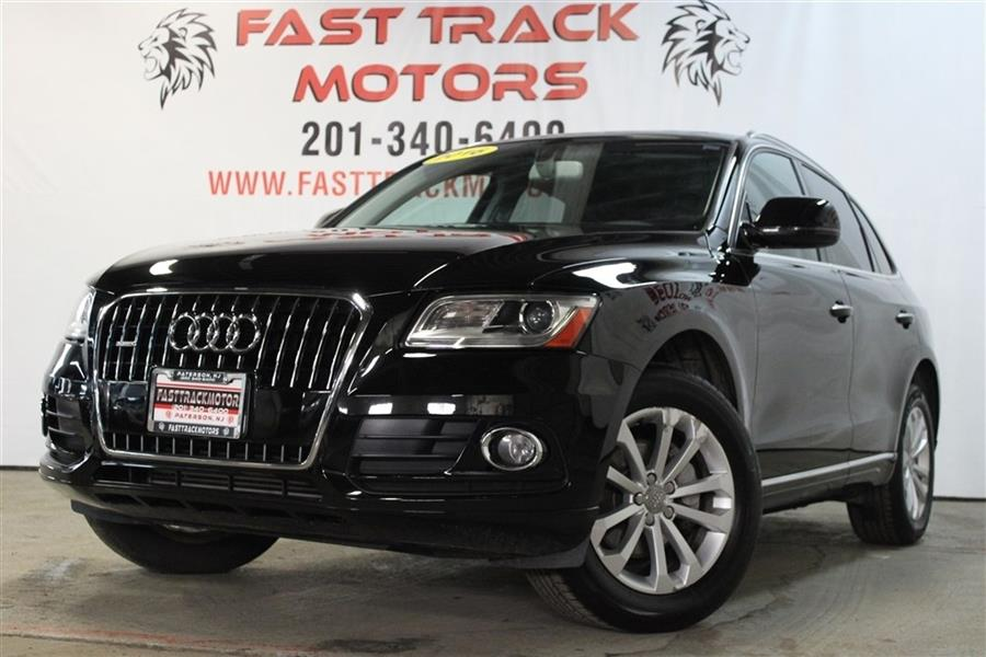 Used 2016 Audi Q5 in Paterson, New Jersey | Fast Track Motors. Paterson, New Jersey