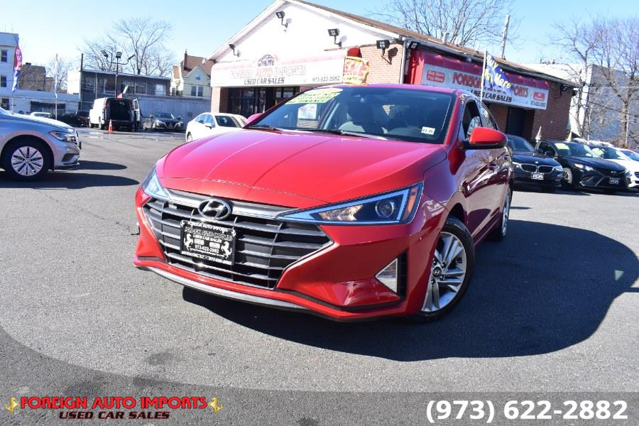 Used 2020 Hyundai Elantra in Irvington, New Jersey | Foreign Auto Imports. Irvington, New Jersey