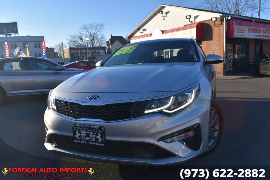 Used Kia Optima LX Auto 2020 | Foreign Auto Imports. Irvington, New Jersey