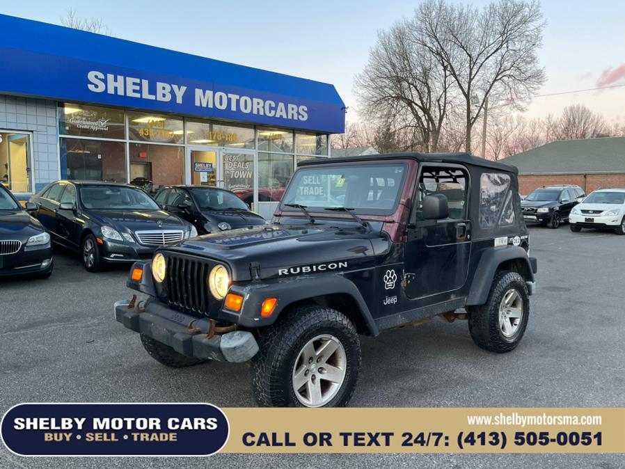 Used Jeep Wrangler 2dr Rubicon 2004 | Shelby Motor Cars . Springfield, Massachusetts