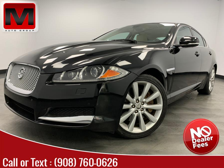 Used Jaguar XF 4dr Sdn V6 AWD 2013 | M Auto Group. Elizabeth, New Jersey