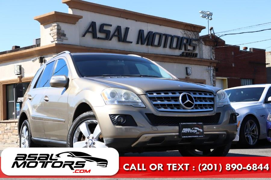 Used Mercedes-Benz M-Class 4MATIC 4dr ML350 2010 | Asal Motors. East Rutherford, New Jersey