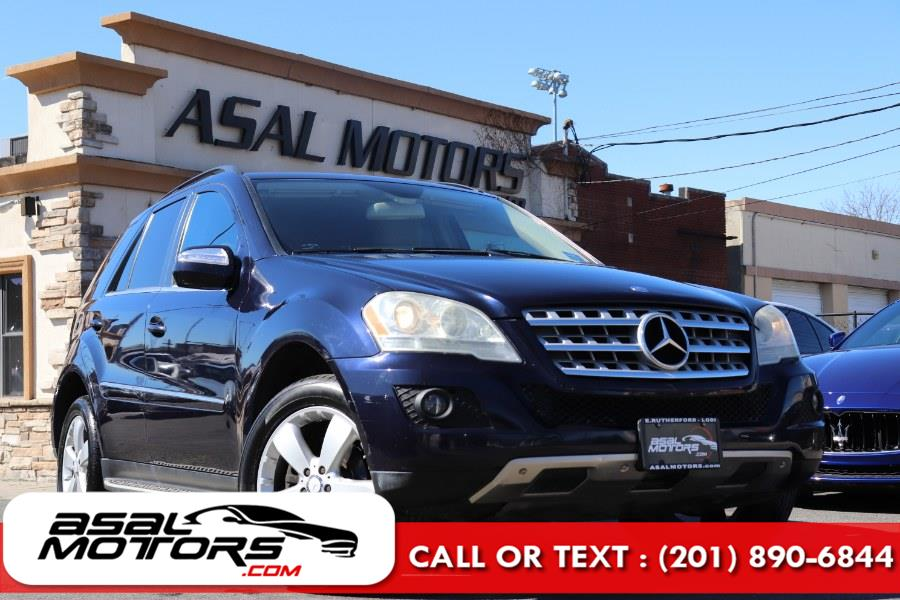 Used Mercedes-Benz M-Class 4MATIC 4dr ML 350 2010 | Asal Motors. East Rutherford, New Jersey