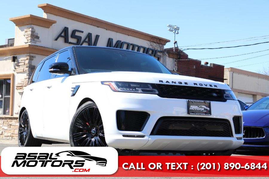 Used 2019 Land Rover Range Rover Sport in East Rutherford, New Jersey | Asal Motors. East Rutherford, New Jersey