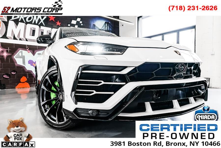 Used 2020 Lamborghini Urus in Woodside, New York | 52Motors Corp. Woodside, New York