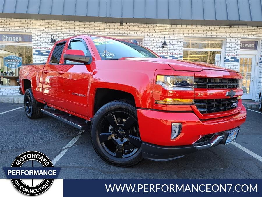 Used Chevrolet Silverado 1500 LD 4WD Double Cab LT w/1LT 2019 | Performance Motor Cars. Wilton, Connecticut