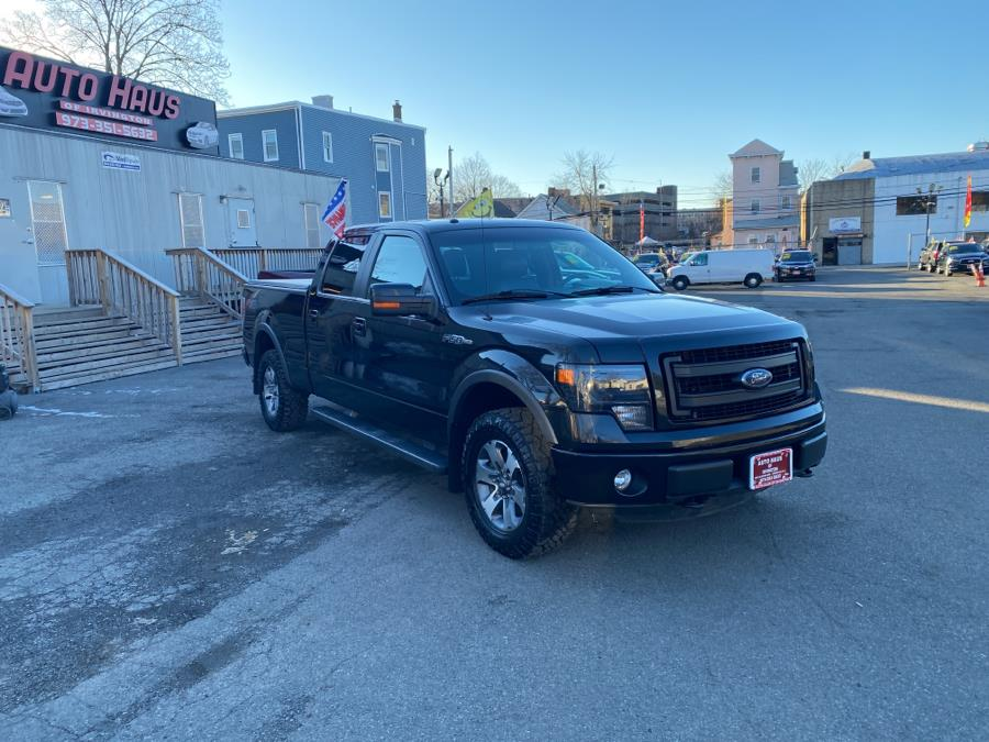 "Used Ford F-150 4WD SuperCrew 157"" FX4 2014 