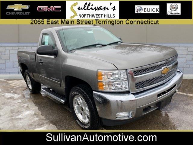 Used 2012 Chevrolet Silverado 1500 in Avon, Connecticut | Sullivan Automotive Group. Avon, Connecticut