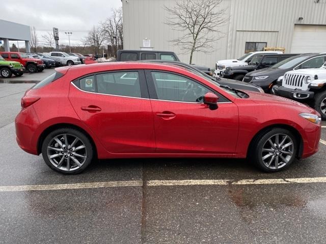 Used Mazda Mazda3 Touring 2018 | Sullivan Automotive Group. Avon, Connecticut