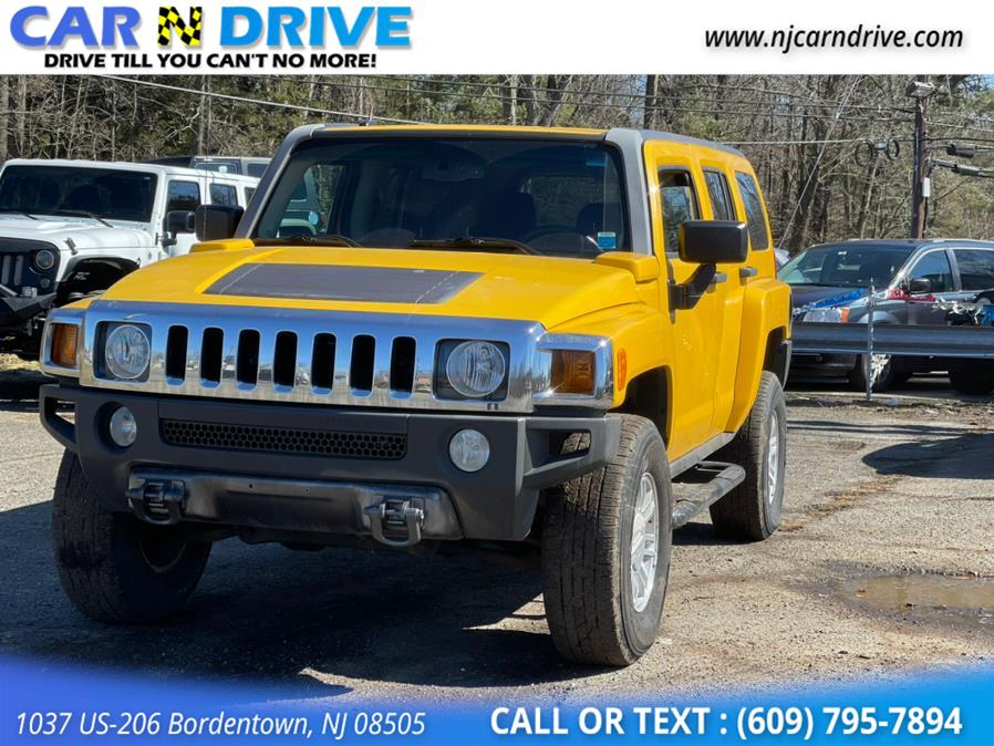 Used Hummer H3 Base 2007 | Car N Drive. Bordentown, New Jersey