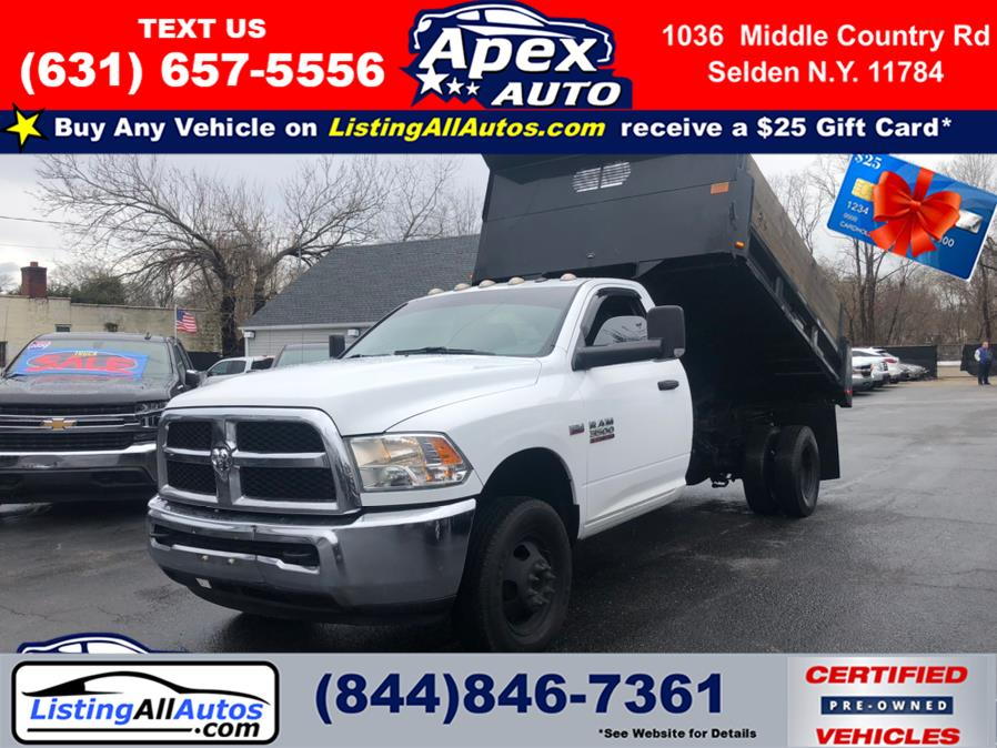Used 2016 Ram 3500 in Patchogue, New York | www.ListingAllAutos.com. Patchogue, New York
