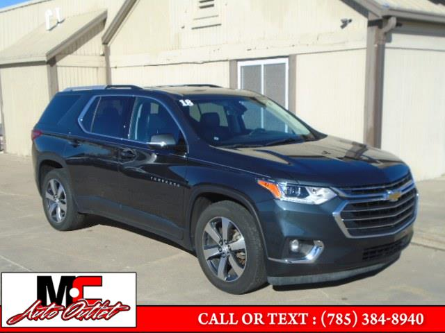 Used 2018 Chevrolet Traverse in Colby, Kansas | M C Auto Outlet Inc. Colby, Kansas