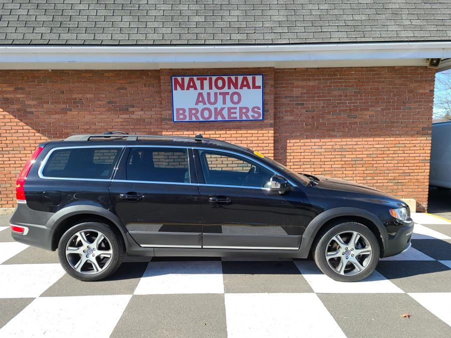 Used Volvo XC70 2015.5 AWD 4dr Wgn T6 2015 | National Auto Brokers, Inc.. Waterbury, Connecticut
