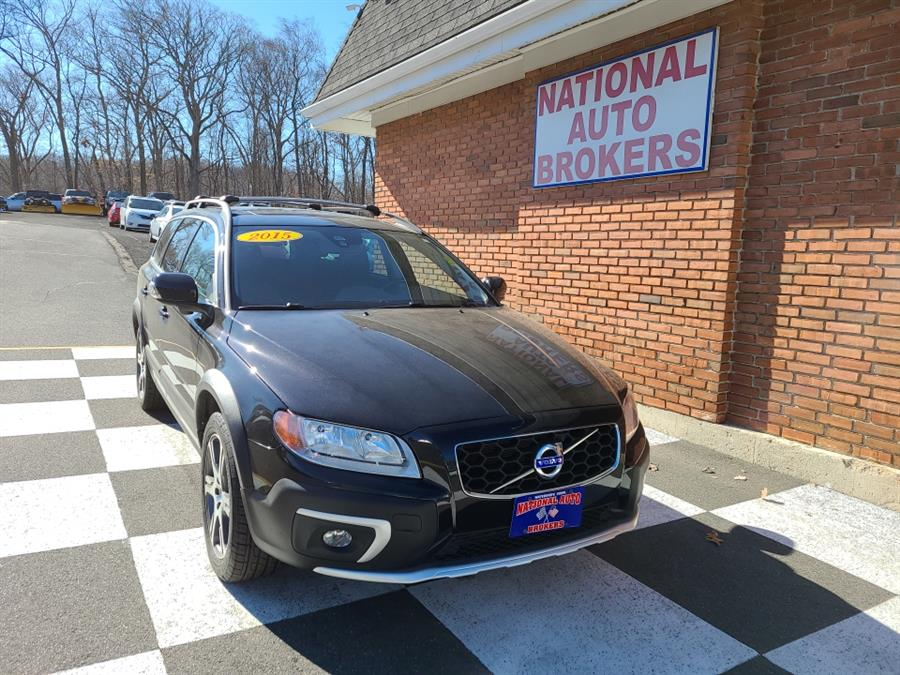 Used 2015 Volvo XC70 in Waterbury, Connecticut | National Auto Brokers, Inc.. Waterbury, Connecticut