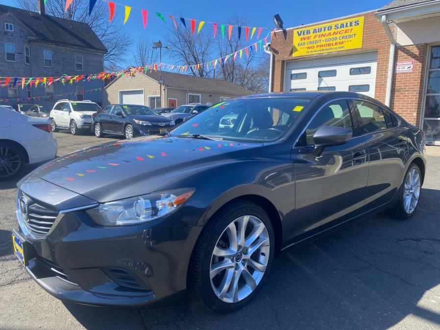 Used Mazda Mazda6 4dr Sdn Auto i Touring 2014   VEB Auto Sales. Hartford, Connecticut
