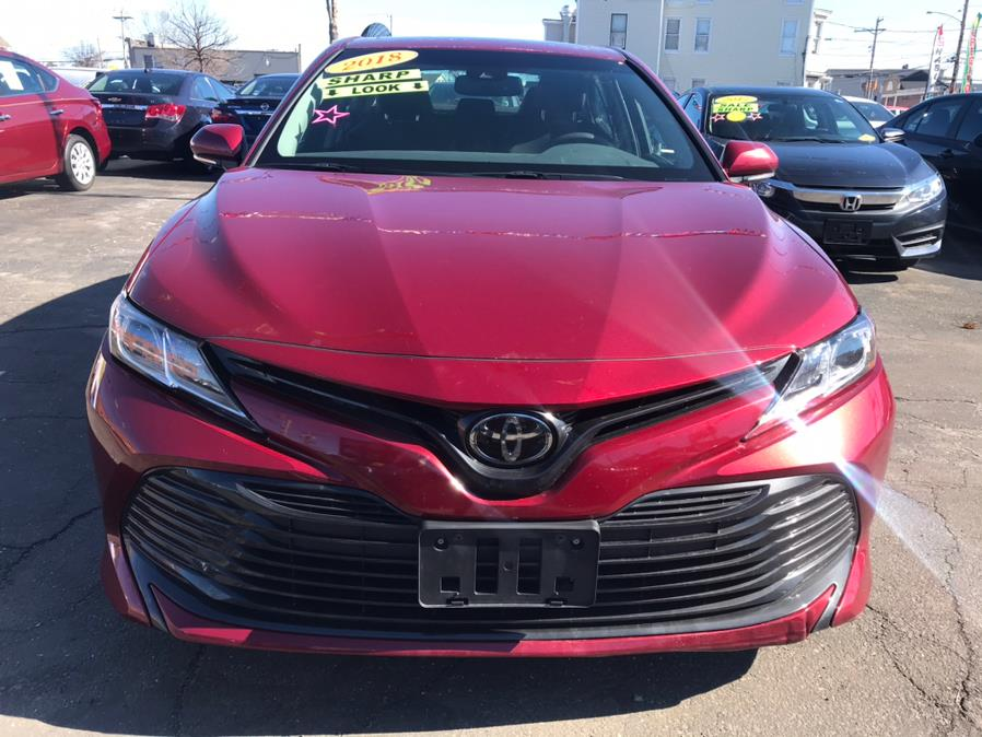 Used Toyota Camry LE 2018   Affordable Motors Inc. Bridgeport, Connecticut