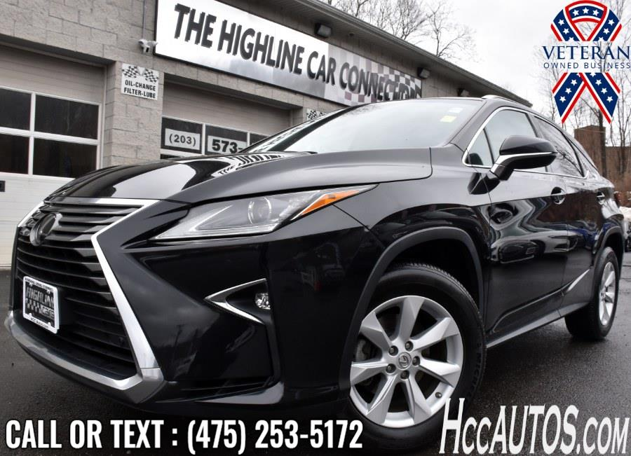 Used 2017 Lexus RX in Waterbury, Connecticut | Highline Car Connection. Waterbury, Connecticut