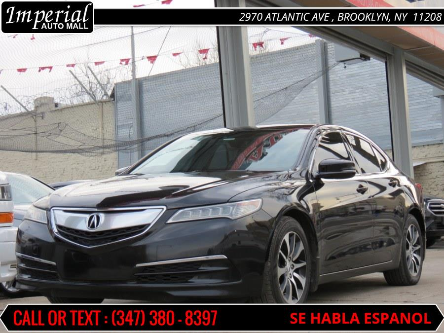 Used Acura TLX 4dr Sdn FWD Tech 2015 | Imperial Auto Mall. Brooklyn, New York