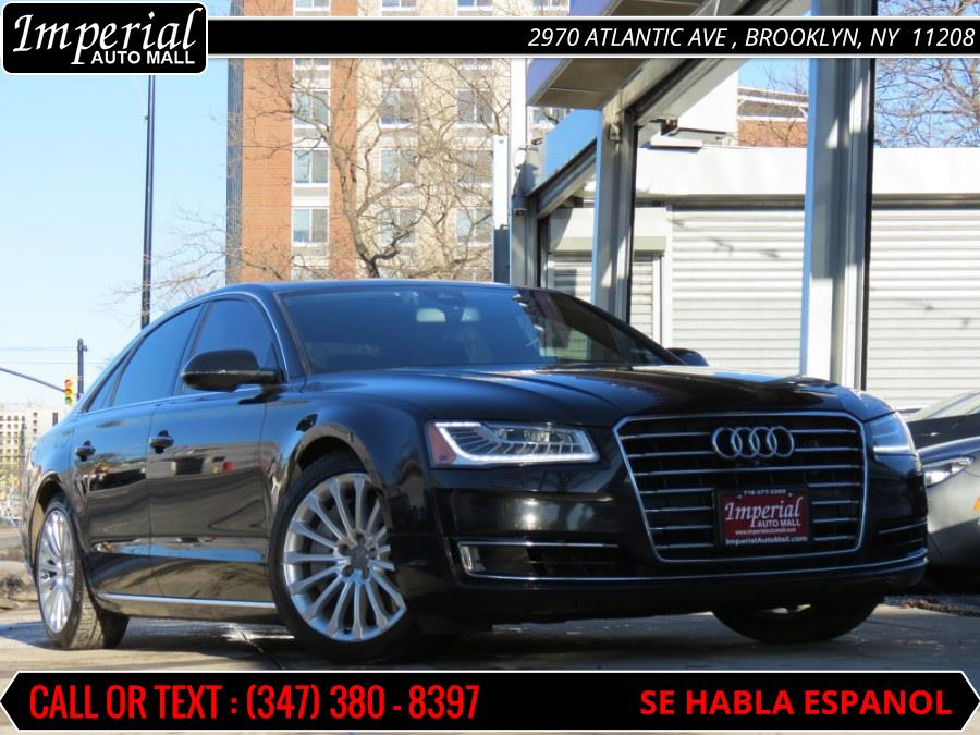 Used Audi A8 4dr Sdn 3.0T 2015 | Imperial Auto Mall. Brooklyn, New York