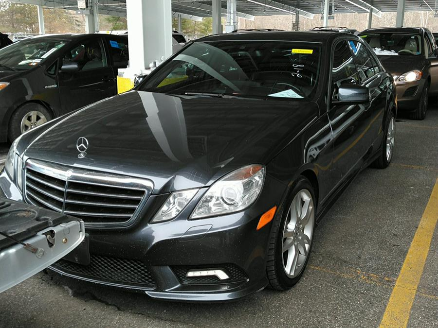 Used 2010 Mercedes-Benz E-Class in Brooklyn, New York | Atlantic Used Car Sales. Brooklyn, New York
