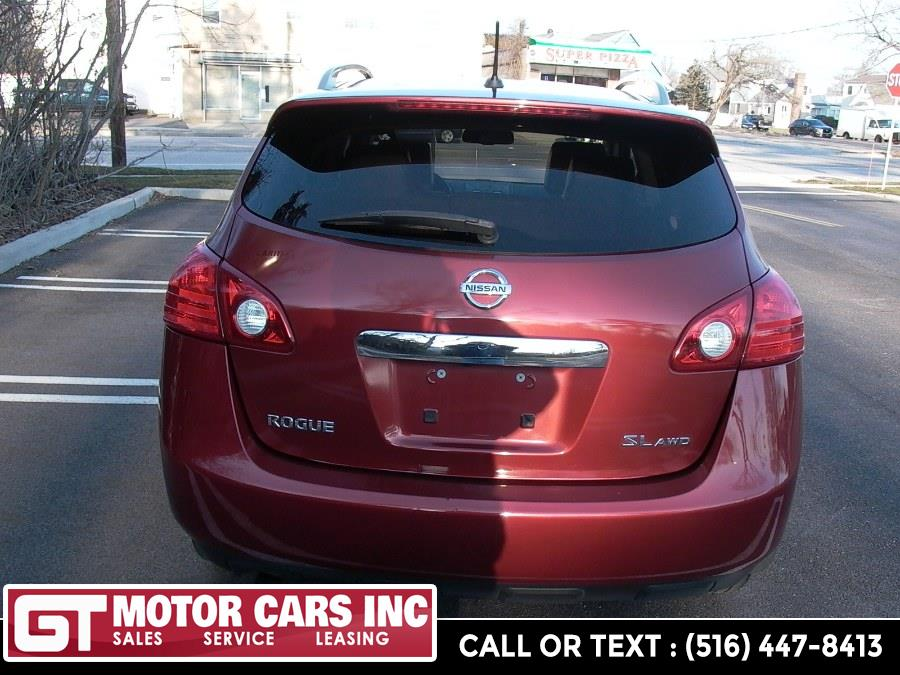 2012 Nissan Rogue AWD 4dr SL, available for sale in Bellmore, NY