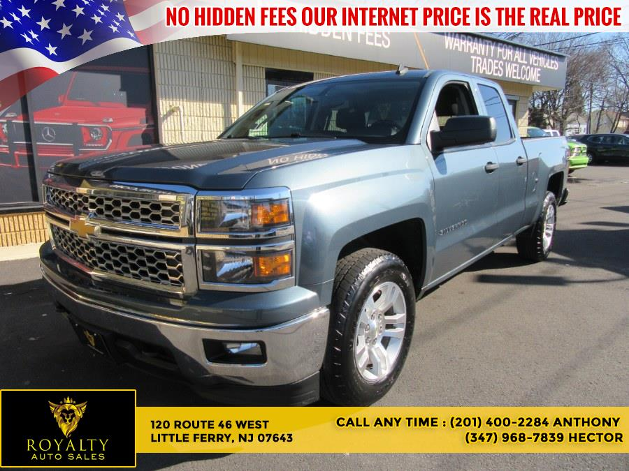 Used 2014 Chevrolet Silverado 1500 in Little Ferry, New Jersey | Royalty Auto Sales. Little Ferry, New Jersey