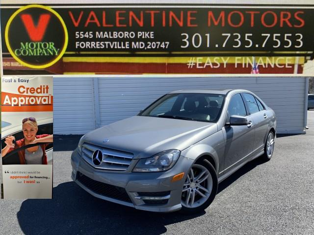 Used 2013 Mercedes-benz C-class in Forestville, Maryland | Valentine Motor Company. Forestville, Maryland