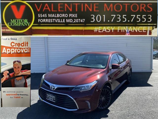 Used Toyota Avalon Touring 2016 | Valentine Motor Company. Forestville, Maryland