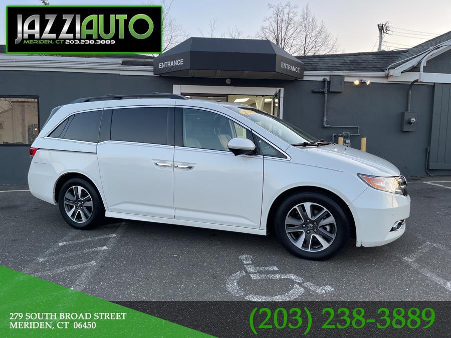 Used Honda Odyssey 5dr Touring 2016 | Jazzi Auto Sales LLC. Meriden, Connecticut