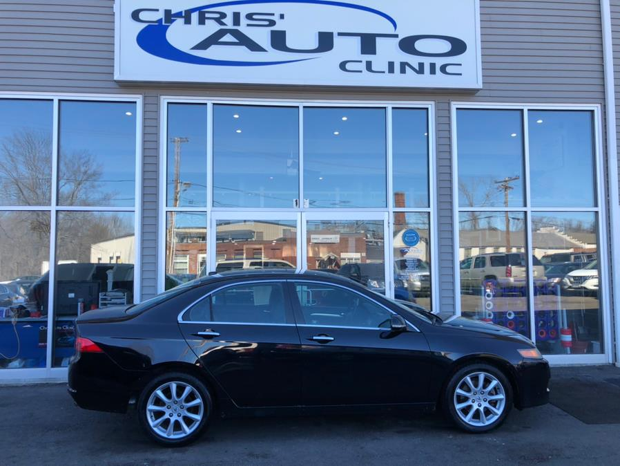 Used 2006 Acura TSX in Plainville, Connecticut | Chris's Auto Clinic. Plainville, Connecticut