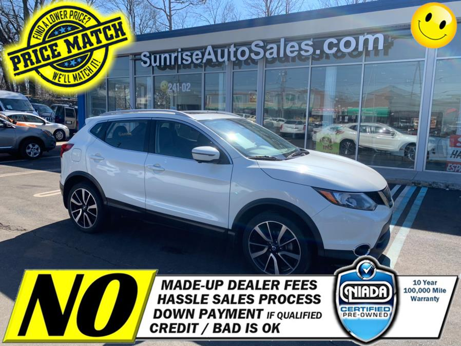 Used 2017 Nissan Rogue Sport in Rosedale, New York | Sunrise Auto Sales. Rosedale, New York