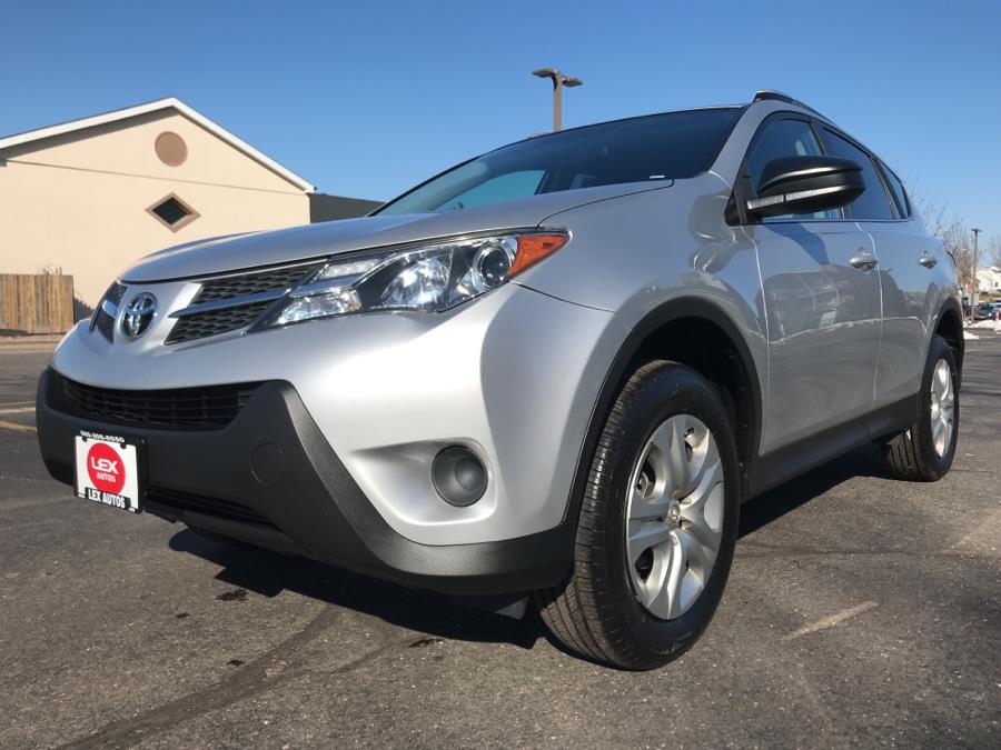 Used 2014 Toyota RAV4 in Hartford, Connecticut | Lex Autos LLC. Hartford, Connecticut