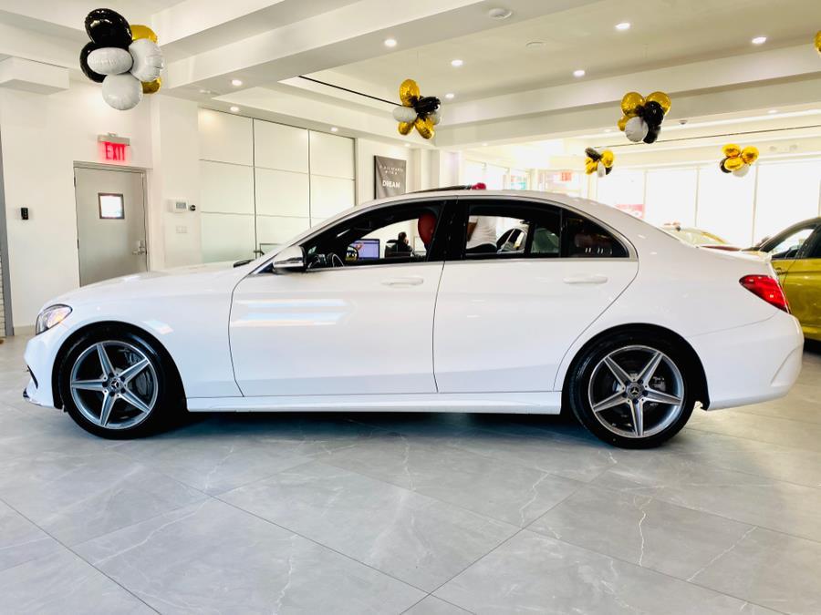 Used Mercedes-Benz C-Class C 300 Sedan 2018 | Luxury Motor Club. Franklin Square, New York