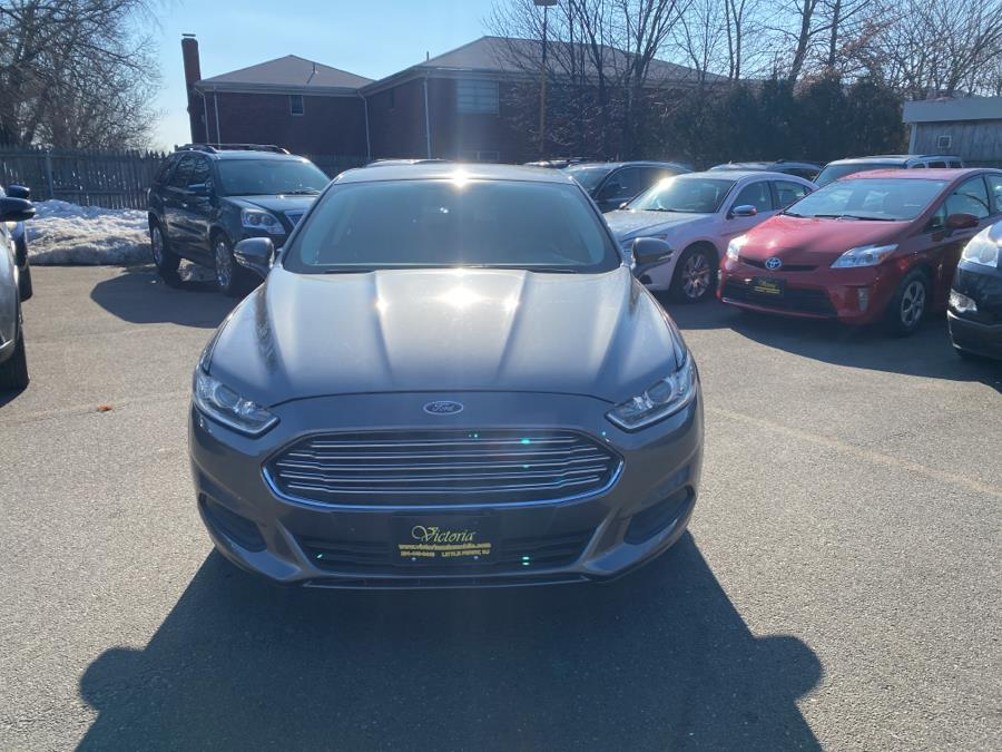 Used 2014 Ford Fusion in Little Ferry, New Jersey | Victoria Preowned Autos Inc. Little Ferry, New Jersey