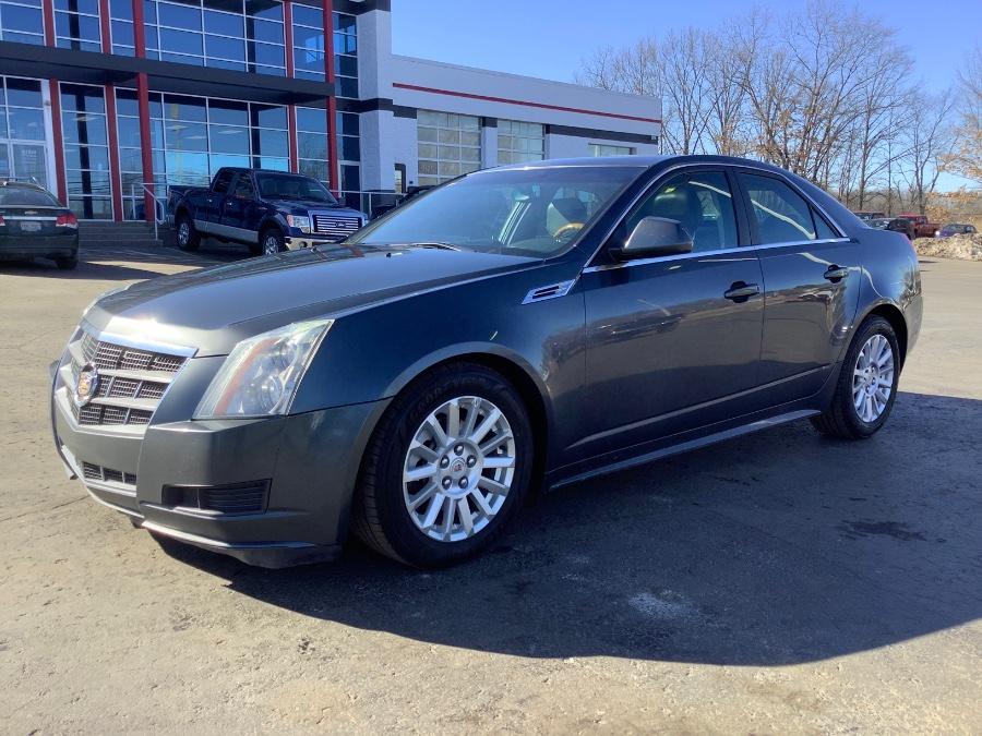 Used 2010 Cadillac CTS Sedan in Ortonville, Michigan | Marsh Auto Sales LLC. Ortonville, Michigan