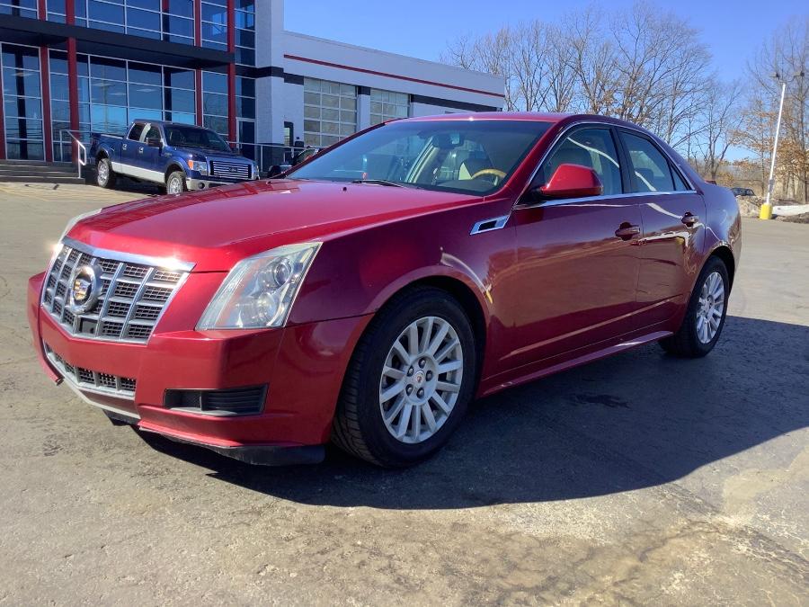 Used 2012 Cadillac CTS Sedan in Ortonville, Michigan | Marsh Auto Sales LLC. Ortonville, Michigan