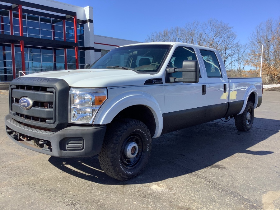 "Used Ford Super Duty F-250 SRW 4WD Crew Cab 156"" XL 2011 | Marsh Auto Sales LLC. Ortonville, Michigan"
