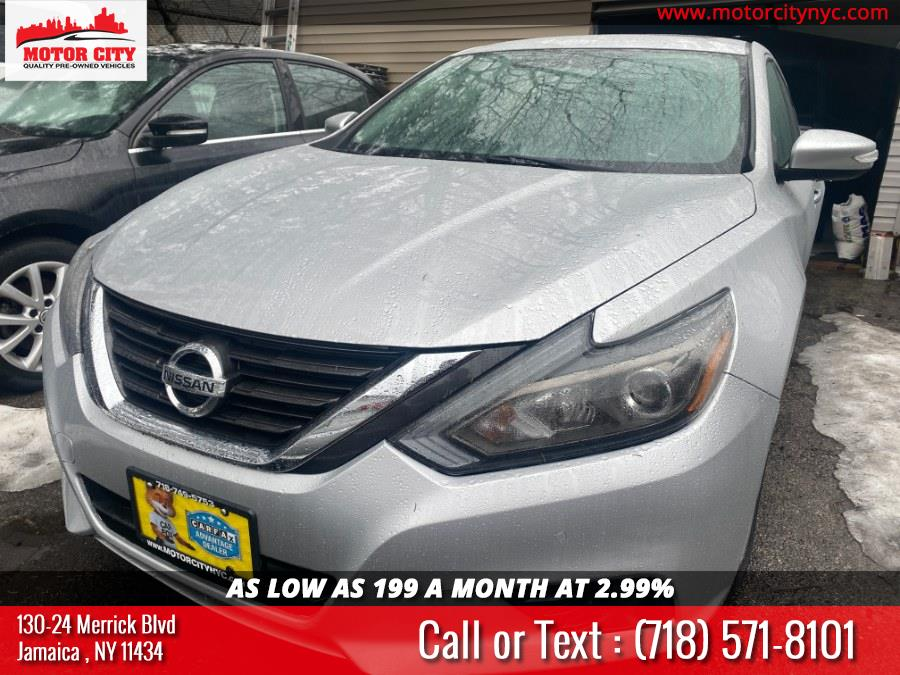 Used Nissan Altima 4dr Sdn V6 3.5 SL 2016 | Motor City. Jamaica, New York