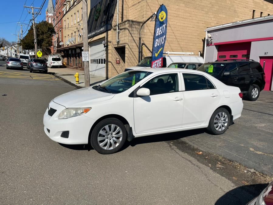Used Toyota Corolla 4dr Sdn Auto LE 2009 | Bridge Motors LLC. Derby, Connecticut